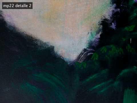 raul recio: monster paintings