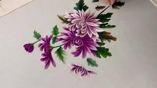 국화꽃(Chrysanthemum flower)