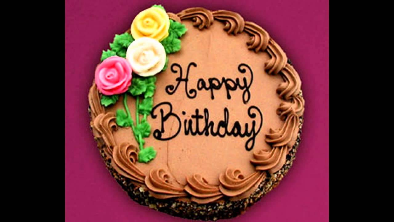 Happy Birthday Cakes Balloons YouTube