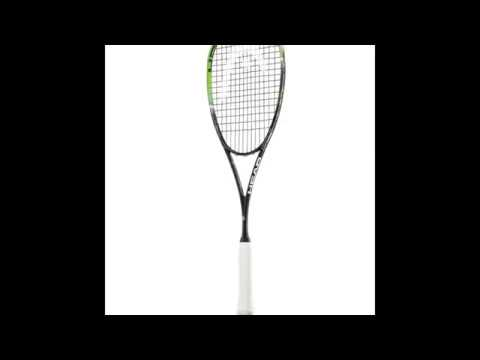 Head Graphene XT Xenon 120 Slimbody Squash Racquet