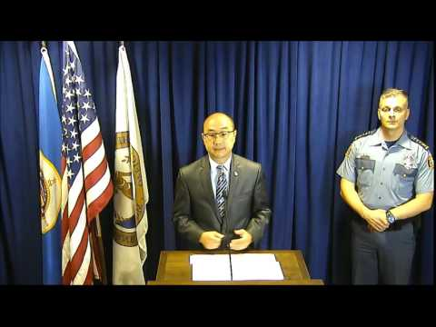 July 20, 2016 Press Conference by County Attorney John Choi