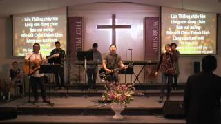 Lửa Thiêng Cháy Lên - Word Alive Church / Hội Thánh Lời Sống