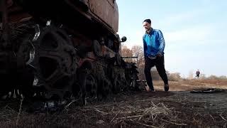 рЕМОНТ ЛЕНИВЦА ДТ 75