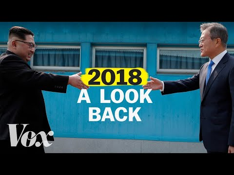 2018, in 5 minutes