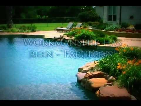 Top Dallas Pool Builders Customer Testimony Youtube