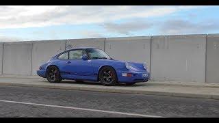 C2 Converted Porsche 964 - First test.. and breakdown!!