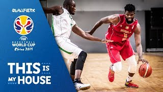 CAF v Mali - Full Game - FIBA Basketball World Cup 2019 - African Qualifiers