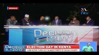 Analysing October 26th election day in Kenya