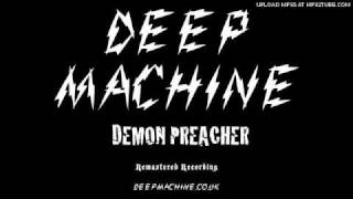Demon Preacher (Remastered) - Deep Machine