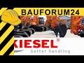 Liebherr R 9800 Bagger - 4000 PS & 800 Tonnen! Premiere bauma 2010  Interview