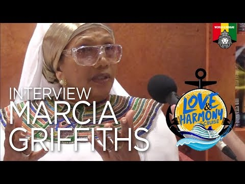 Interview Marcia Griffiths at Love and Harmony Cruise 2018