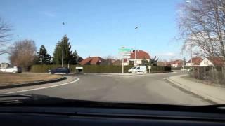 Itinéraire paintball Pontarlier - Splatsh Club paintball Doubs