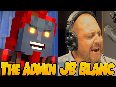 Characters and Voice Actors  Minecraft Story Mode Season 2 Episode 2: Giant Consequences