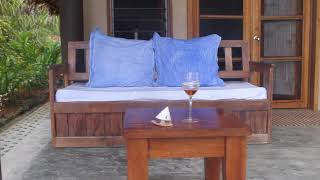 Staying at the Tavanipupu Resort in the Solomon Islands