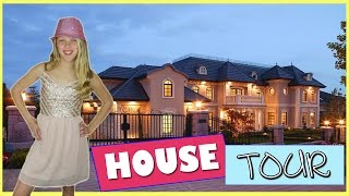 MY FULL HOUSE TOUR!!