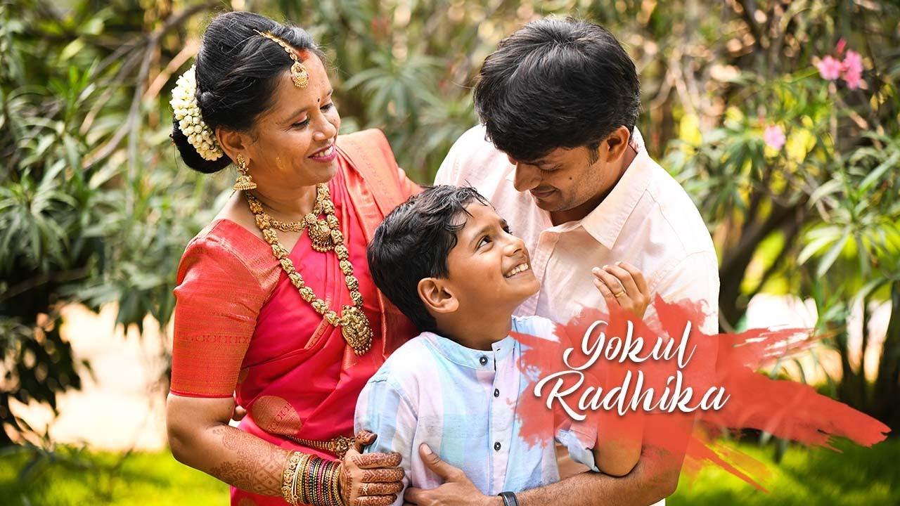 Gokul + Radhika | Babyshower Highlight | PR Studios | 2019