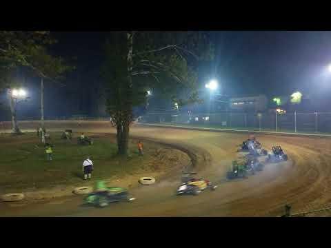 Mike Kalman - Shellhammers Speedway Dual Heat 2 - 9/27/17