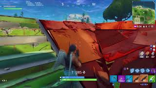XIM APEX Fortnite PS4 18 KILLS Solo Gameplay Mouse and keyboard PS4- Builder Pro WIth Settings