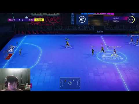 Chơi FiFa Online 4 ( Leo Rank )