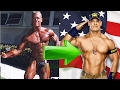 JOHN CENA ● THEN AND NOW 2017