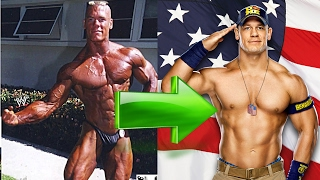 john cena then and now 2017