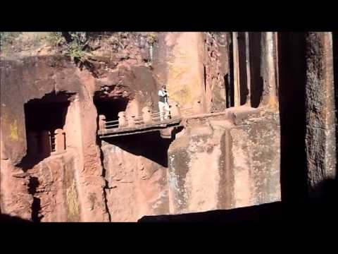 Lalibela Rock Hewn Churches