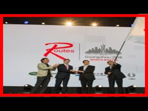 Breaking News | World routes aviation forum handed over to guangzhou