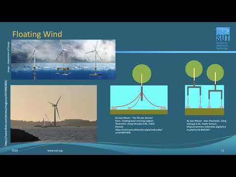 SUT Public Webinar 7th September 2020 - Next Generation marine renewable energy.