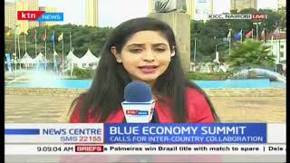 Blue economy summit : President Uhuru lays out strategy in the inaugural meeting in Nairobi