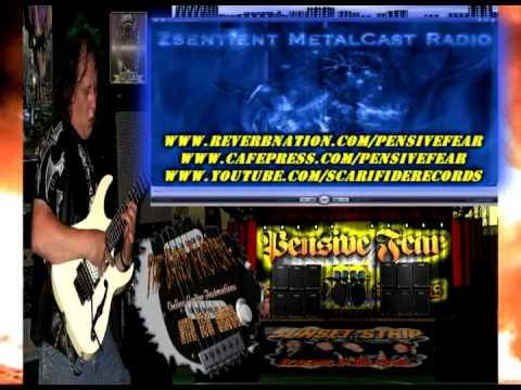 Metalcast Promo Ad Pensive Fear