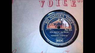 Hermann Leopoldi:  Ich riech