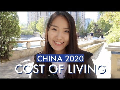 Cost of Living in China 2020, Beijing