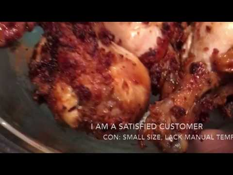 T-FAL ACTIFRY ORIGINAL AIR FRY CHICKEN REVIEW