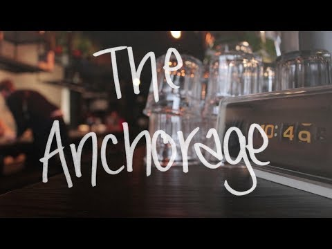 The Anchorage Cafe, Christchurch New Zealand