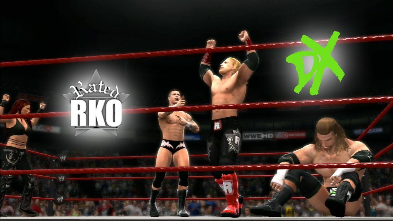 Wwe 39 13 rated rko vs d generation x youtube - Wwe rated rko wallpaper ...