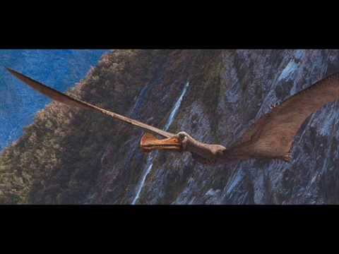 pterosaur video