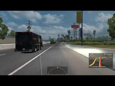 Rush Job.  Ultimate save..   American Truck Simulator.