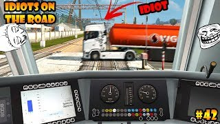★ IDIOTS on the road #42 - ETS2MP | Funny moments - Euro Truck Simulator 2 Multiplayer