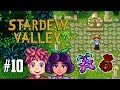 STARDEW VALLEY Let's Play! OUR FIRST STARDROP & SECRET WOODS! | PC 1.3 BETA Part 10
