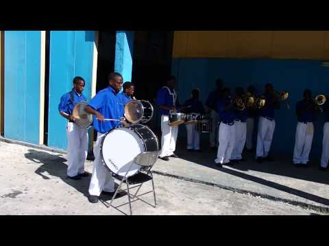 Government High School - Nassau Bahamas Commonwealth Day 2014