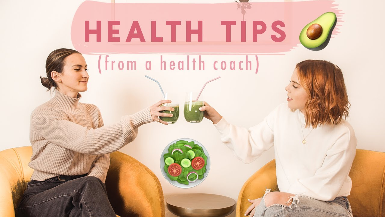 SUSTAINABLE WEIGHT LOSS TIPS from a Health Coach – (Jaci Marie TV Ep. 2)