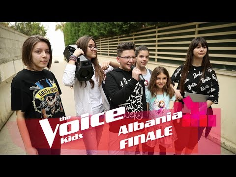 Karaoke | Finale | The Voice Kids Albania 2018