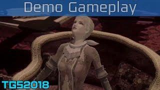 Resonance of Fate 4K/HD Edition - TGS 2018 Demo Gameplay [HD 1080P]