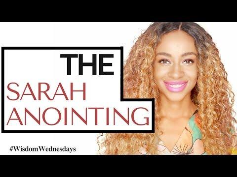 THE MARKS OF A SARAH ANOINTING (Reformer) - Wisdom Wednesdays
