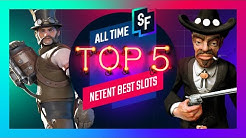 Top 5 Best NetEnt Slots OF ALL TIME