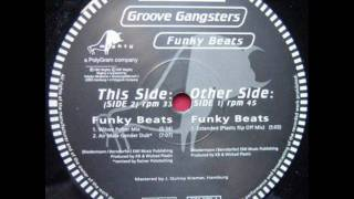 Groove Gangsters - Funky Beats - (The Remixes)