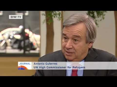 Antonio Guterres, UN Human Rights Commissioner | Journal Interview
