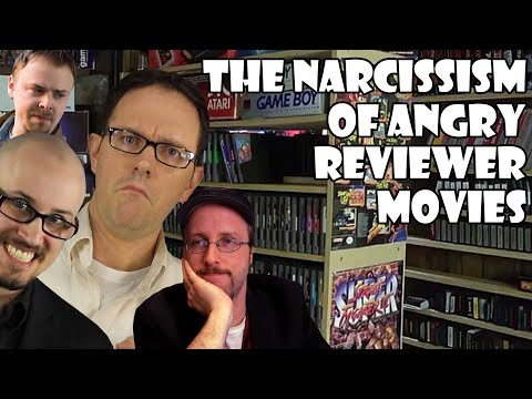 THE NARCISSISM OF ANGRY REVIEWER MOVIES