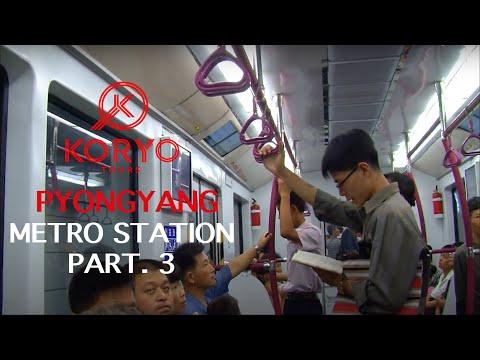 Koryo Tours | Pyongyang Metro Part 3: Creating the Stunning Socialist Art