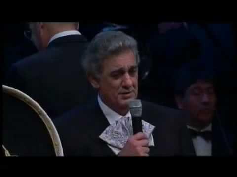 Me cansé de rogarle (Ella) - Mariachi Vargas de Tecalitlán & Plácido Domingo